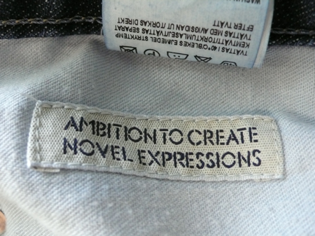 i love clothes with messages
